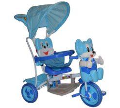 Djecji tricikl Miki - plavi (2)