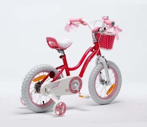 Dječji bicikl Eva crveni 12 (3)