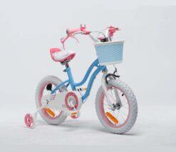 Dječji bicikl Eva plavi 12 (2)
