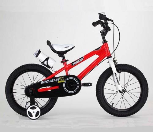 Djecji bicikl Hugo 16 crveni