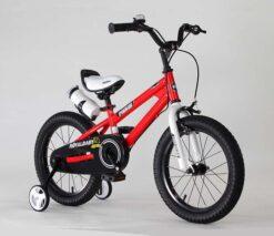 """Djecji bicikl Hugo 16"""" crveni"""