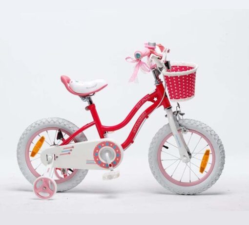 Dječji bicikl Lara crveni 16 (1)