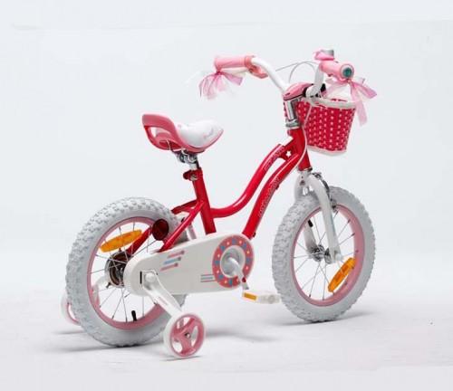 Dječji bicikl Lara crveni 16 (3)