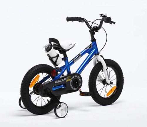 Dječji bicikl Oto plavi 12 (2)