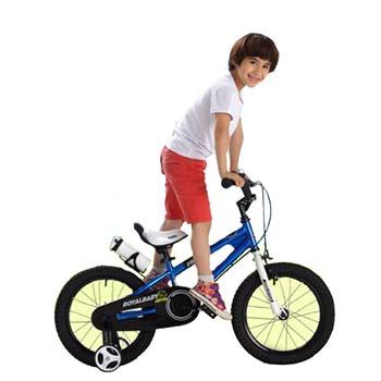 Djecji bicikl Hugo 16 plavi 1