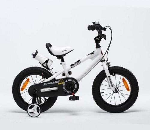 Dječji bicikl Hugo bijeli 16 (1)