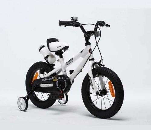 Dječji bicikl Hugo bijeli 16 (2)