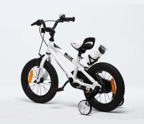Dječji bicikl Hugo bijeli 16 (3)