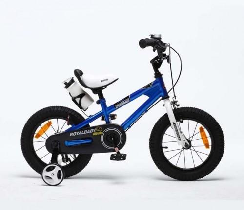Dječji bicikl Hugo plavi 16 (1)