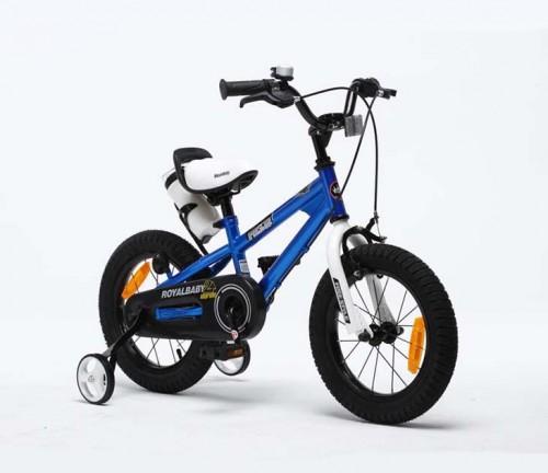Dječji bicikl Hugo plavi 16 (2)