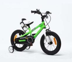 Dječji bicikl Hugo zeleni 16 (2)