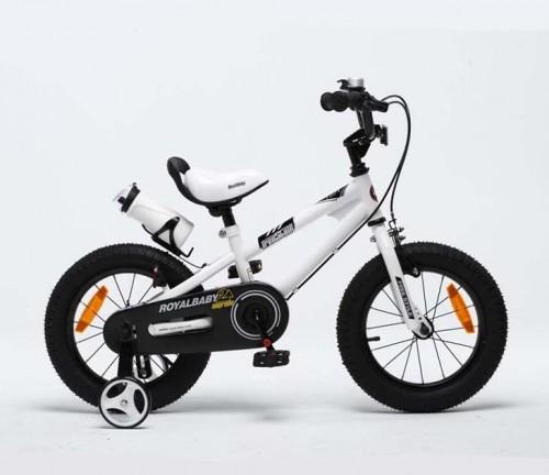 Dječji bicikl Jan bijeli 14 (1)