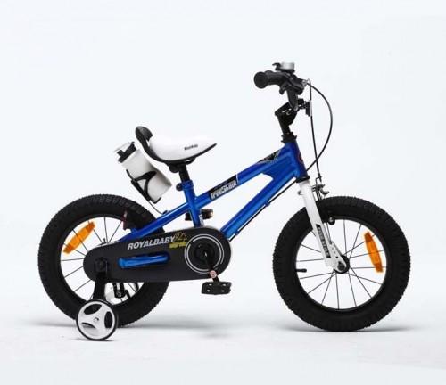 Dječji bicikl Jan plavi 14 (1)