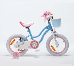 Dječji bicikl Lara plavi 16 (1)