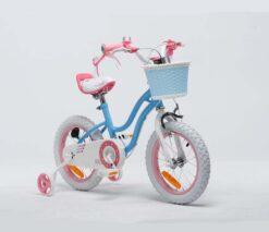 Dječji bicikl Lara plavi 16 (2)
