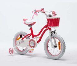 Dječji bicikl Nada crveni 14 (2)