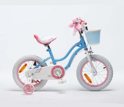 Dječji bicikl Nada plavi 14 (1)
