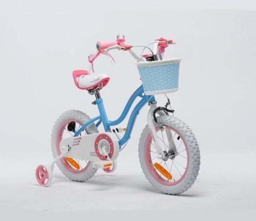 Dječji bicikl Nada plavi 14 (2)