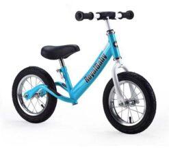 Djecji bicikl bez pedala plavi (1)