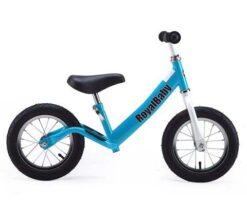 Djecji bicikl bez pedala plavi