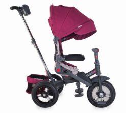 Dječji tricikl Corso ljubičasti