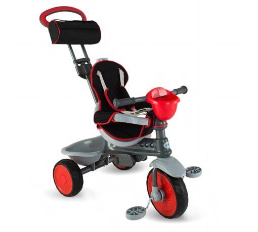 Djecji tricikl Enjoy Plus crveni_1