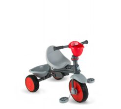 Djecji tricikl Enjoy Plus crveni_2