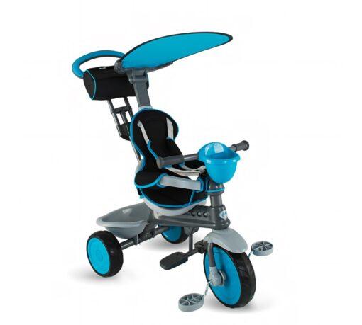 Djecji tricikl Enjoy Plus plavi