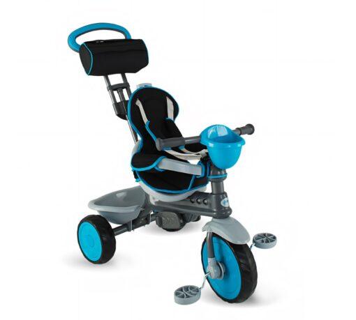 Djecji tricikl Enjoy Plus plavi_1