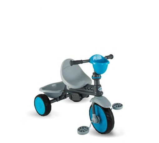 Djecji tricikl Enjoy Plus plavi_2