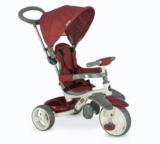 Djecji tricikl Evo crveni