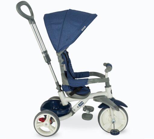 Djecji tricikl Evo plavi_1