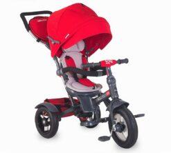 Dječji tricikl Giro Plus crveni
