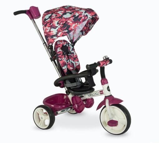 Djecji tricikl Urbio Armi rozi