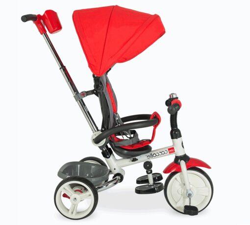 Djecji tricikl Urbio crveni_1