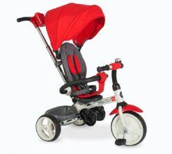 Djecji tricikl Urbio crveni