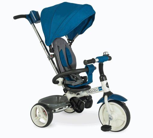 Djecji tricikl Urbio plavi