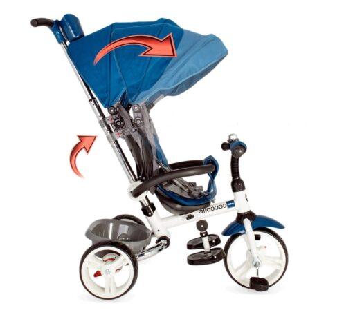 Djecji tricikl Urbio plavi_2