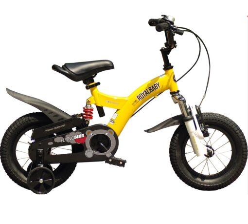 """Dječji bicikl Flying Bear 14"""" - žuti"""
