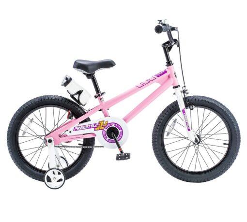 """Dječji bicikl Freestyle 16"""" - rozi"""