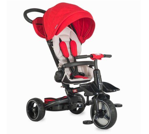 Dječji tricikl Alto crveni