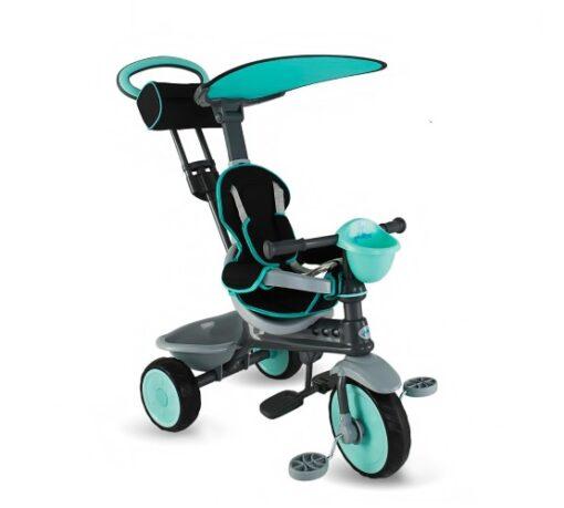 Dječji tricikl Enjoy plus tirkizni