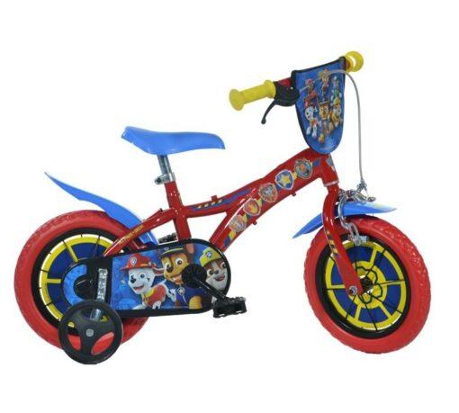 Djecji bicikl Paw Patrol 12