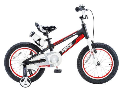 """Djecji bicikl Space 14"""" - crni aluminij"""