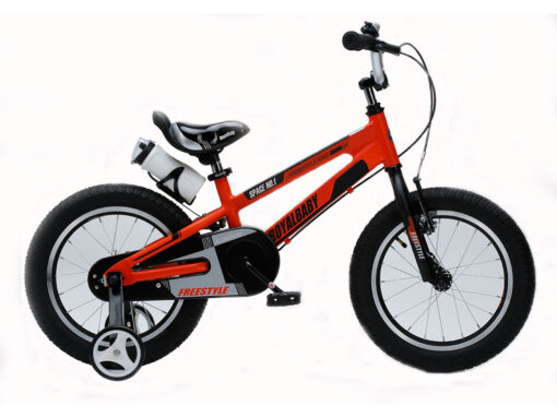 """Djecji bicikl Space 16"""" - narancasti"""
