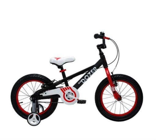 "Dječji bicikl Bulldozer 16"" crni"