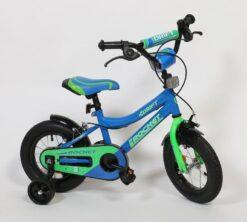 Dječji bicikl Rocket 12 plavi