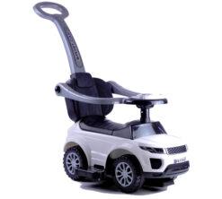 Dječja guralica Automobil s drškom