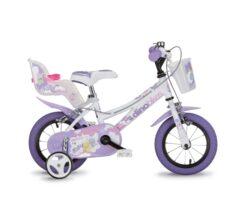 """Dječji bicikl Fairy 12"""" ljubičasti"""