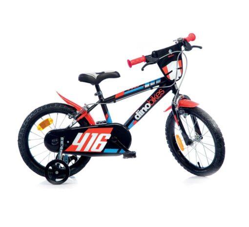 Dječji bicikl MTB 16 crni